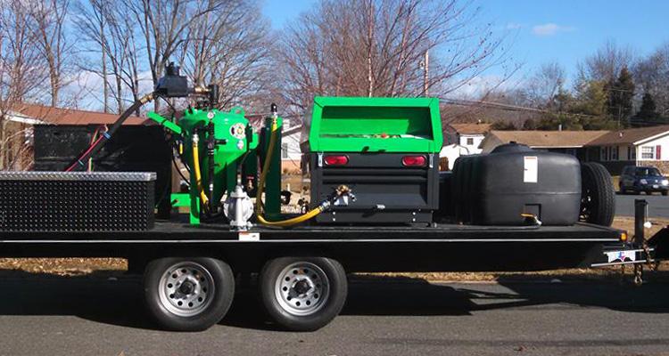 Maryland Mobile Dustless Blaster